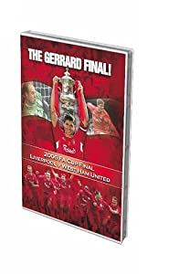 2006 Fa Cup Final - Liverpool V West Ham United Dvd from Ilc