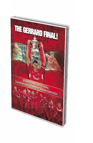 2006 Fa Cup Final – Liverpool V West Ham United [DVD]
