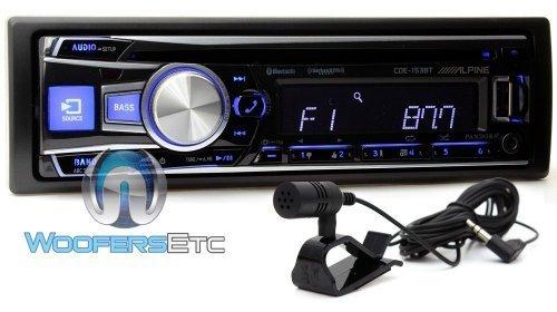 Alpine CDE-153BT CD receiver