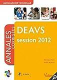 echange, troc Monique Forn, Marie Rolland - Formation DEAVS -Itinéraires pro - Annales corrigées session 2012