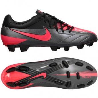 Nike T90 Laser IV Fester Boden Fußballstiefel - 42