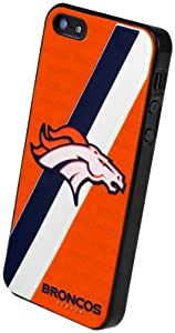 Forever Collectibles Denver Broncos Team Logo Hard Snap-On Apple iPhone 5 & 5S... by Forever Collectibles