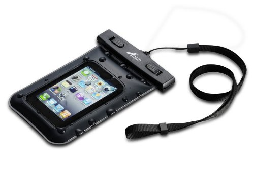 Acase 防水ケース for iPhone4S / iPhone4 / iPhone3G / iPod touch / GALAXY S Waterproof シースルー 防水 ケース '2013 ( ストラップ 付 ) 防水保護等級 : IPx8