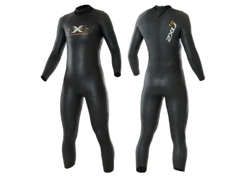 Tri 2xu T:0 Men's Triathlon Swim Wetsuit Small Medium