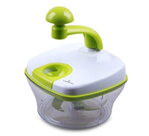 Culina® Hachoir avec écailleur et batteur à œuf intégrés