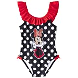 Disney Minnie Mouse Toddler Girls' Swimsuit (5T)