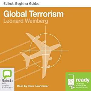 Global Terrorism: Bolinda Beginner Guides Hörbuch