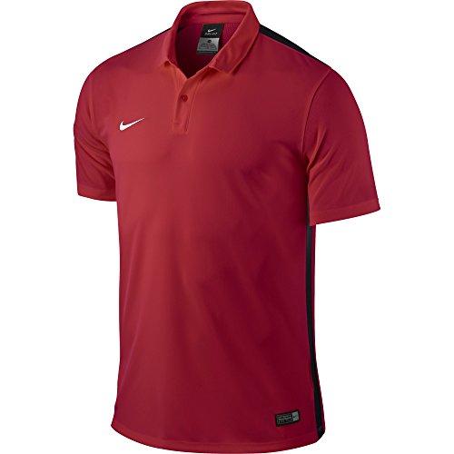 Nike Maglietta Challenge colore Rosso-Nero Taglia M