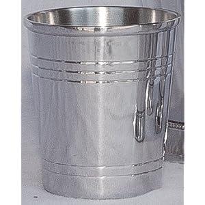 """JD Imports Aluminum Julep Cup, 4"""" - Set/6"""