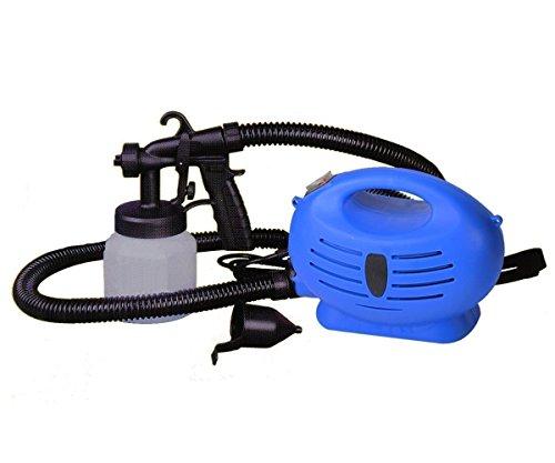Cozyswan® 650W Hvlp Paint Sprayer Diy 3-Ways Spray Gun Professional Zoom Painting Sprayer