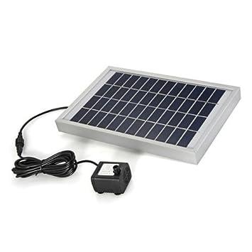 Pompe eau pump panneau panneau solaire for Piscine panneau solaire