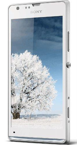 Sony C5303 Xperia SP Smartphone, Wi-Fi, Fotocamera da 8 Megapixel, Bianco