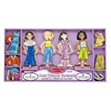 Game / Play Melissa & Doug Best Friends Forever Deluxe Magnetic Dress Up, Melissa, And, Doug, Puzzles Toy / Child...