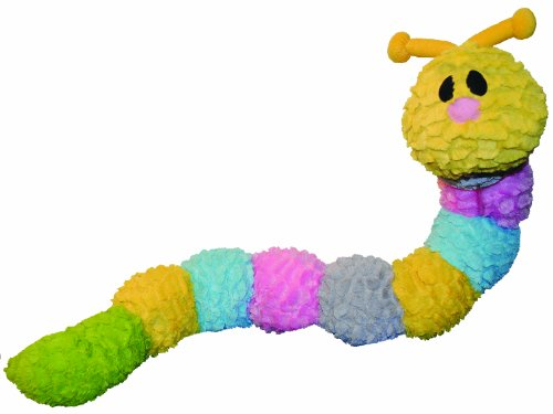 patchwork-pet-pastel-caterpillar-35-inch-squeak-toy-for-dogs