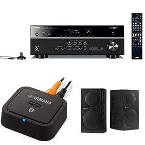 yamaha rx v477 5 1 channel network av receiver. Black Bedroom Furniture Sets. Home Design Ideas