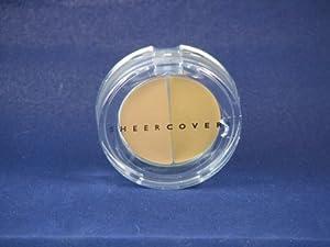 Sheer Cover Light/medium Concealer Duo 1.5 Grams