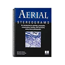 "American Educational Aerial Stereo Photographs Individual Book, 8-1/2"" Length x 11"" Height"