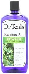 Dr. Teal's Foaming Bath, Eucalyptus S…