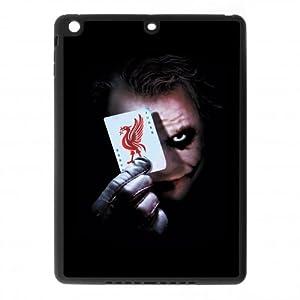 liverpool Football Club Symbol On the Card - Joker - Customized Distinct Snap on TPU Case for Ipad Air from bigbigbanana