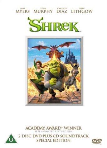 Shrek - Special Edition [DVD] [2001]