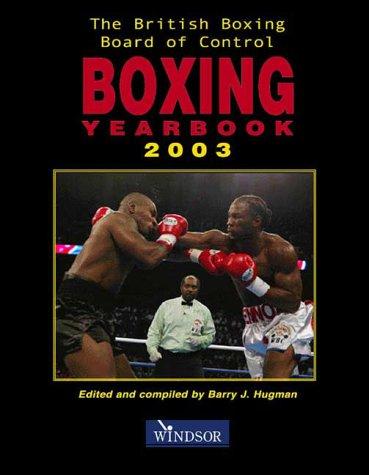The British Boxing Board of Control Yearbook 2003