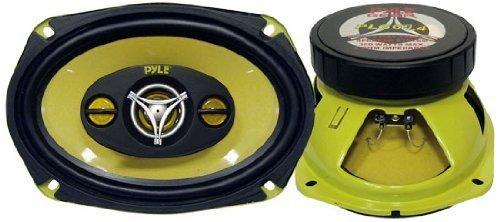 Pyle Plg69.4 6 X 9-Inch 400-Watt 4-Way Speakers (Pair)