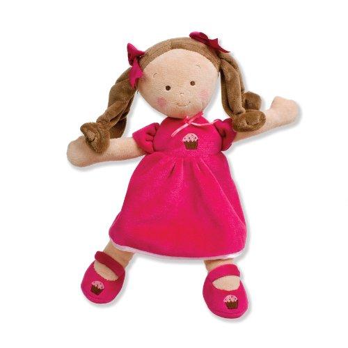 North American Bear Company Little Princess Happy Birthday Brunette Doll