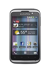 Alcatel OT 991D Black