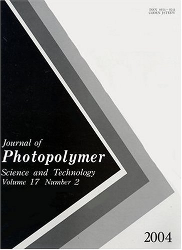 Journal of Photopolymers Science & Technology