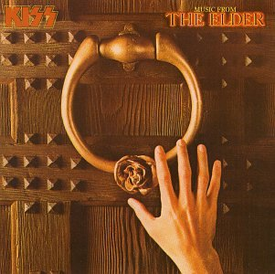 Original album cover of Music From The Elder by Kiss