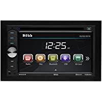 Boss BV9351B 2-DIN Bluetooth DVD Car Video In-Dash Receiver