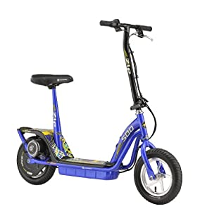 Currie Technologies 500 eZip Electric Scooter (Blue)
