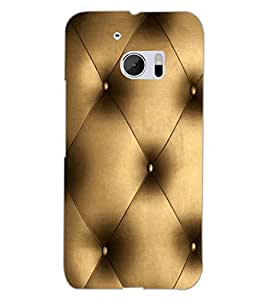 HTC ONE M10 CUSION Back Cover by PRINTSWAG