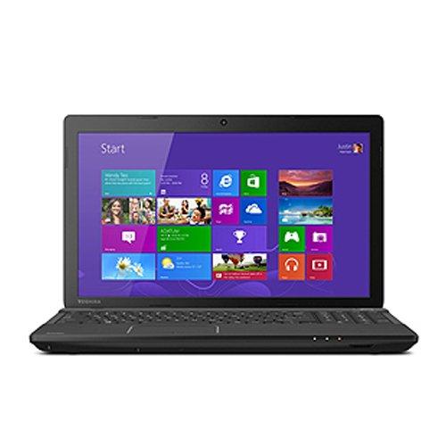 Toshiba Satellite C55-A5300 15.6-Inch Laptop (Intel Celeron Processor 1037U, 4Gb Ram, 500Gb Hard Drive, Multiformat Dvd±Rw/Cd-Rw Drive, Windows 8)