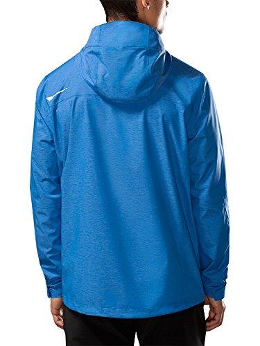 Paradox Men S Elite Waterproof Rain Jacket Medium Cobalt