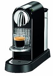 Nespresso CitiZ D110 Espresso Maker, Black by Nespresso