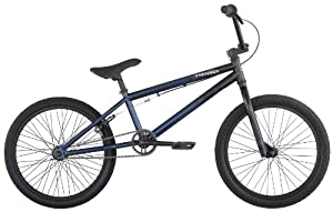 Diamondback 2012 Session BMX Bike (Blue/Black, 20-Inch)