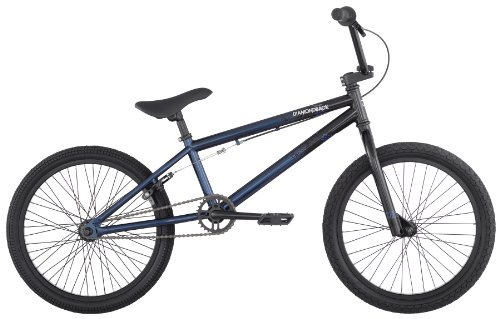 Diamondback 2012 Session BMX Bike (Blue/Black, 20-Inch)