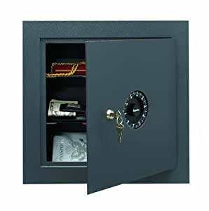 sentrysafe in wall safe