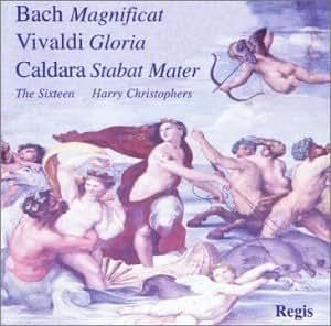 BACH Magnificat VIVALDI Gloria CALDARA - The Sixteen (US Import)