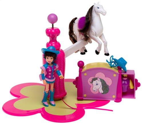 Polly Pocket Prancin PonyB0000YS1ZW