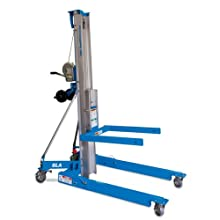 "Genie Super Lift Advantage, SLA- 20, 800 lbs Load Capacity, Lift Height 21' 2.5"", Load & Transport with Single User"