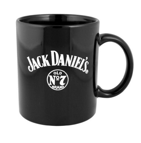 Jack Daniel's Licensed Barware Coffee Mug (Jack Daniels Barrel Flask compare prices)