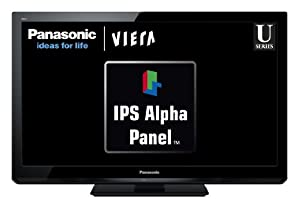 Panasonic VIERA TC-L37U3 37-Inch 1080p 60 Hz LCD HDTV