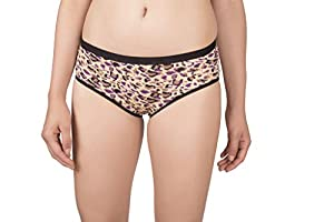 Eve's Beauty Multicolour Hipster Panties-Pack of 3