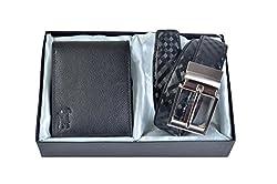 SCHARF Belt Wallet Combo Set CBW05A