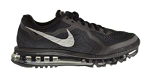 Nike Air Max 2014 Women's Shoes Black/Reflect Silver-Anthracite-Dark Grey 621078-007 (9 B(M) US)