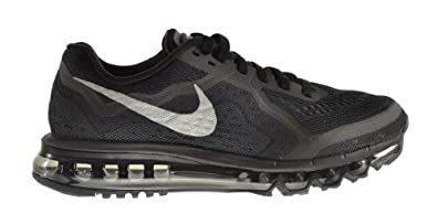 Nike Air Max 2014 Women's Shoes Black/Reflect Silver-Anthracite-Dark Grey 621078-007 (11 B(M) US)