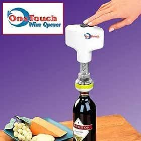 One Touch Wine Opener - Open Any Bottle Of Wine In Seconds!
