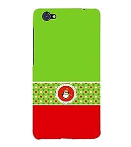 Green Owl 3D Hard Polycarbonate Designer Back Case Cover for VIVO X5 PRO :: VIVO X5PRO